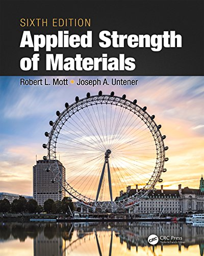 Applied Strength of Materials, Sixth Edition (Vessel Walled)