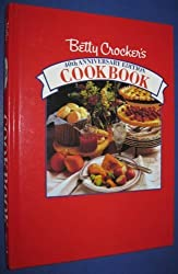 Betty Crocker's Cookbook/40th Anniversary Edition by Betty Crocker (1991-09-03)