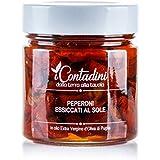 Pimientos Rojos secados al sol, en Aceite de Oliva Virgen Extra - 3er Pack (3 x 230 g)
