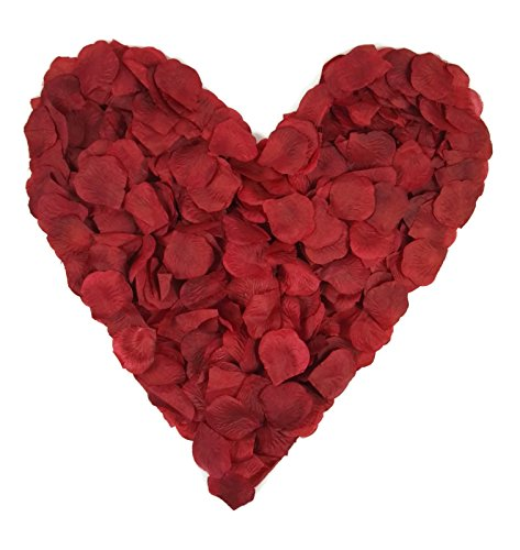 5x100-dunkelrote-rosenblatter-stoff-bordeaux-rot-insgesamt-500-stuck-hochzeitsdeko-valentinstag-heir