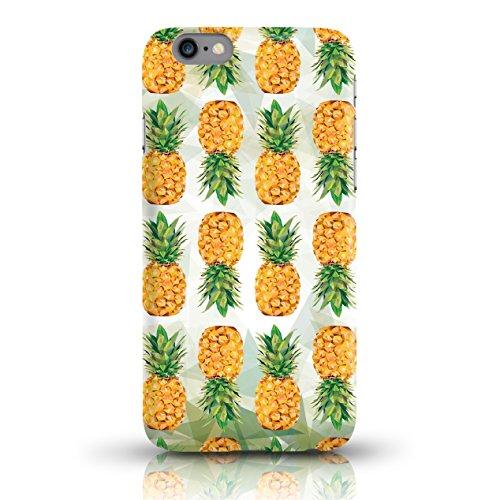 "JUNIWORDS Handyhüllen Slim Case für iPhone 6 / 6s - Motiv wählbar - ""Anker Design 1 Dunkelblau"" - Handyhülle, Handycase, Handyschale, Schutzhülle für Ihr Smartphone Ananas Design 1"