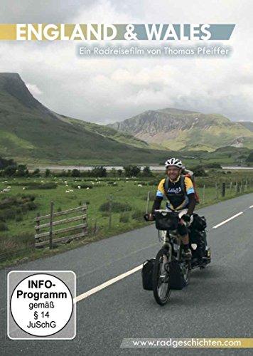 Preisvergleich Produktbild England & Wales Ein Radreisefilm von Thomas Pfeiffer