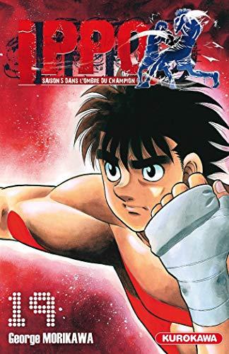 Ippo - saison 5, Dans l'ombre du champion - tome 19 (19) par George MORIKAWA