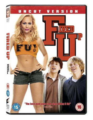 Fired Up [DVD] [2009] by Nicholas D'Agosto