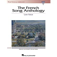 French Song Anthology: The Vocal Library