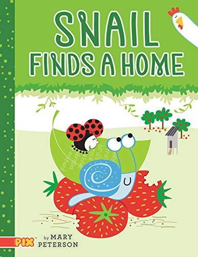 Snail Finds a Home (PIX) (English Edition) -