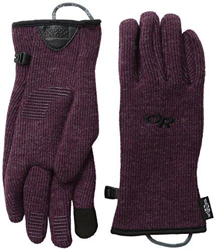 Outdoor Research Gants W' Flurry Sensor Gloves Violet