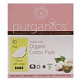 #7: Purganics Organic Cotton Pad Heavy