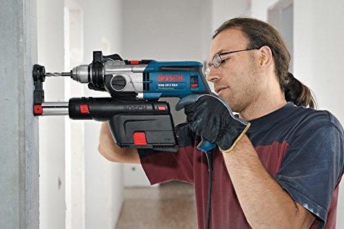 Bosch Professional GSB 19-2 REA, 900 W Nennaufnahmeleistung, Koffer, Zusatzhandgriff, Schnellspannbohrfutter 13 mm - 2