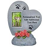 PETAFLOP Personalized Memorial Stones cane gatto lapide