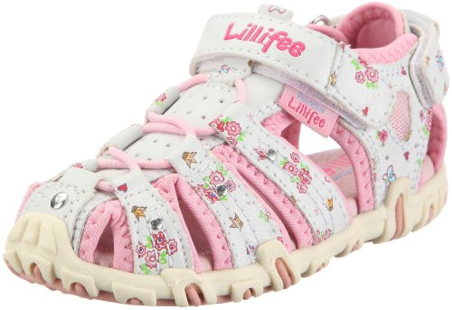 Prinzessin Lillifee Alice 430350, Baskets mode fille Blanc-TR-D3-16