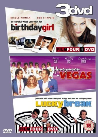 The Birthday Girl/Honeymoon In Vegas/Lucky Break [DVD] by James Caan