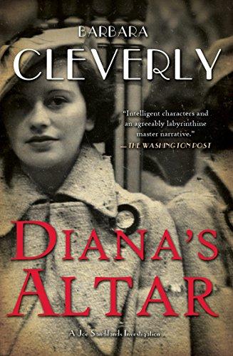 Diana's Altar (Joe Sandilands Investigation) por Barbara Cleverly