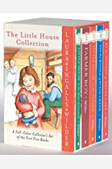 The Little House Collection Box Set (Full Color) Paperback