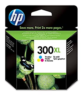 HP CC644EE 300XL High Yield Original Ink Cartridge Tri-Colour (Cyan, Magenta, Yellow), Pack of 1 (B0019TWT9G)   Amazon price tracker / tracking, Amazon price history charts, Amazon price watches, Amazon price drop alerts