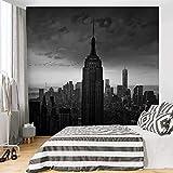 Tapete selbstklebend - New York Rockefeller View Fototapete Quadrat 336x336 cm