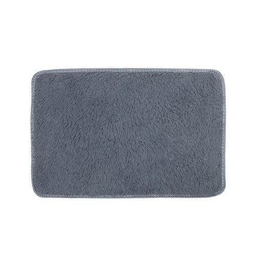 Rokoy morbido soffice tappeto in finta pelle di pecora tappeto peluche materasso tappeto antiscivolo ristorante casa camera da letto tappeto rettangolare