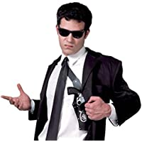 Federal officer gun holster for adults (accesorio de disfraz)