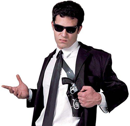 Widmann 8506F-Etui unter Jacke für Pistole FBI, in Einheitsgröße