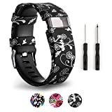 Fitbit Charge HR Armband,Tosenpo Silikon Ersatz Kleine Große Band Armband Strap für Fitbit Charge HR Wireless Activity Wristband