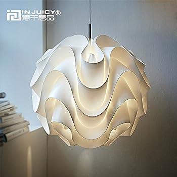 Lanterne boule blanche en papier 60 cm boule chinoise cuisine - Plafonnier boule chinoise ...