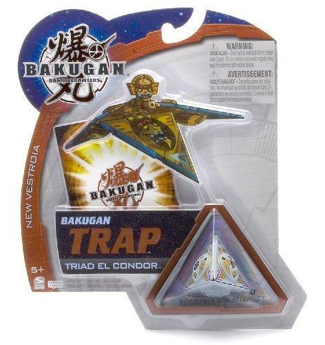 Triad El Condor (Haos) - Bakugan Trap New Vestroia Series -