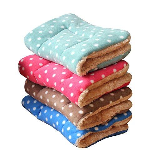 Micat® dicke PET-Matratze Nest Bettdecken Hundehütte Mats Kissen Pet-Pads Vary von 11 Arten von Designs (XL: 97*68cm, 008) - 2