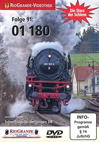 01 180 - Schnellzugstar der jungen DB - Die Stars der Schiene Folge 91