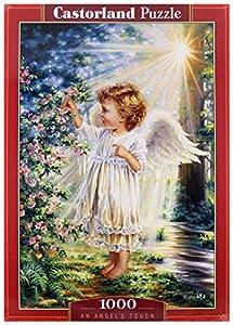 CASTORLAND C-103867 - Sierra de Cortar (1000 Piezas), diseño de ángel