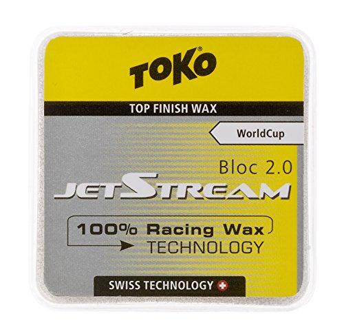 Wachs Toko Jetstream Bloc 2.0 Yellow Wachs