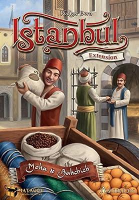 Istanbul - Extension : Moka & Bakchich (Version Française)