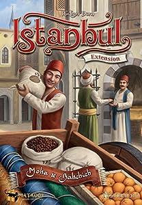 Asterion 8581-Istanbul Moka & bakchich, edición Italiana