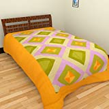Bedding King 100% Cotton Bedsheet for Si...