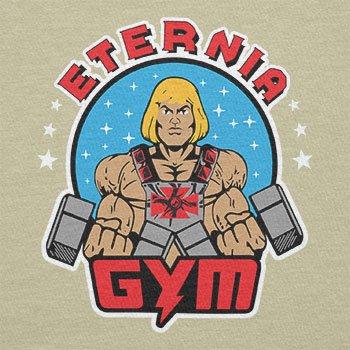 Texlab–Eternia Gym–sacchetto di stoffa Naturale
