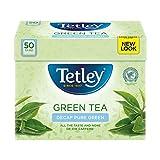 Tetley Green Tea decaf 50 Btl. 100g - entkoffeinierter Grüner