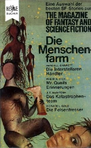 Die Menschenfarm ; Eine Auswahl der besten SF-Stories aus