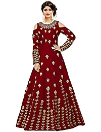 Women S Ethnic Gowns Priced 500 750 Buy Women S Ethnic Gowns