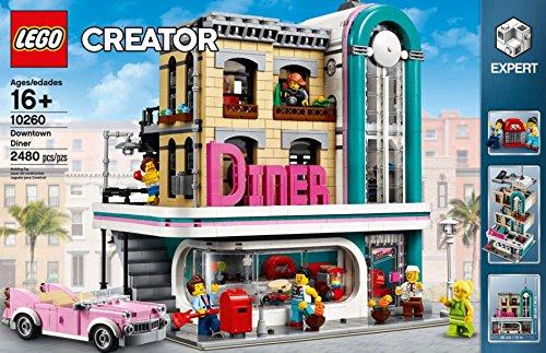 LEGO® Exclusiv 10260 American Diner