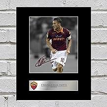 Francesco Totti photo display AS Roma