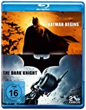 The Dark Knight & Batman Begins (2 Discs) [Blu-ray]