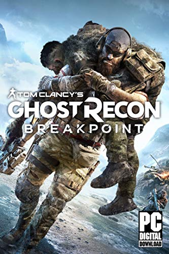 Tom Clancy's Ghost Recon Breakpoint PC (Code in the Box - NO CD/DVD)