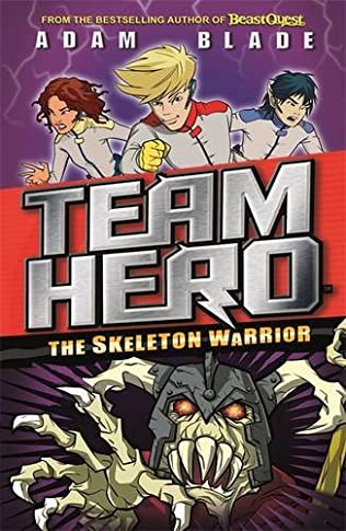 book cover of The Skeleton Warrior