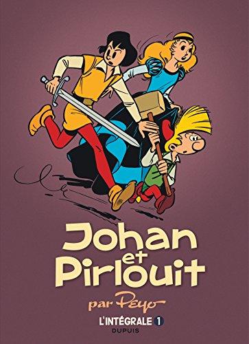 Johan et Pirlouit - L'Intégrale - tome 1 - Johan et Pirlouit intégrale 1 réédition
