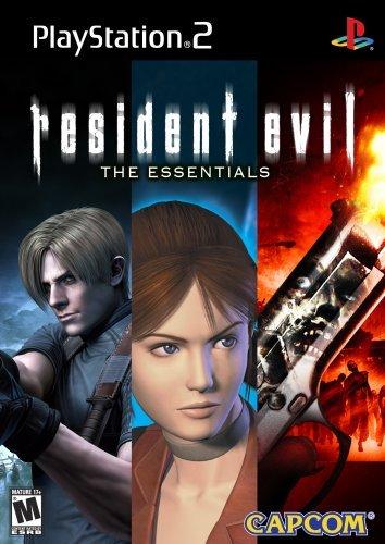 Resident Evil Essentials (Resident Evil Code: Veronica X / Resident Evil Outbreak / Resident Evil 4) by Capcom