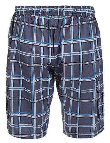 Hasuit -  Pantaloncini sportivi  - Uomo Grey