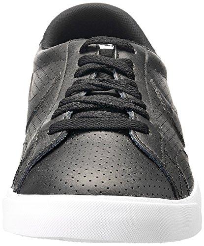 Nike Classic AC, Chaussures de Tennis Homme, Bianco, 40 EU Multicolore (Negro / Blanco (Black / Black-White))