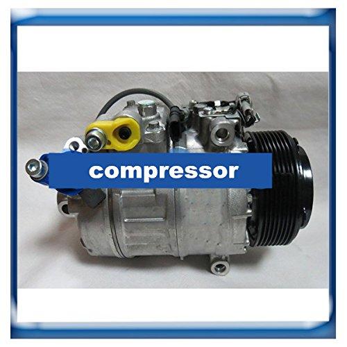 Preisvergleich Produktbild Gowe Kompressor für Denso 7sbu17C Klimaanlage Kompressor für BMW F02ge447260–2294ge4472602294