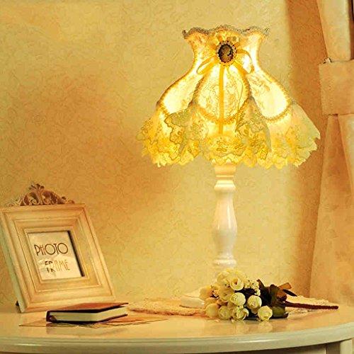 personnalité simple Lampe de table de mariage