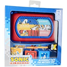 Sonic The Hedgehog 6-in-1 Accessory Kit (Nintendo 3DS/DS) [Nintendo 3DS]