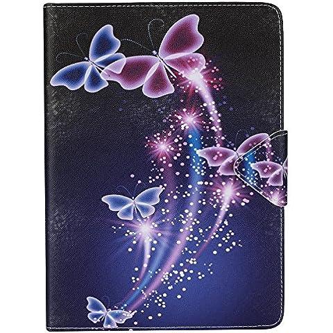 Leather Case Cover Custodia per Apple iPad Air 2 iPad